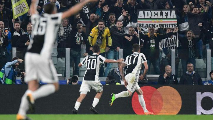 Champions League (J3)  Resumen y goles del Juventus 2-1 Sporting de  Portugal ... baa4554da6295