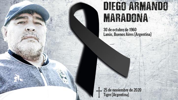 Maradona ha muerto | Marca.com