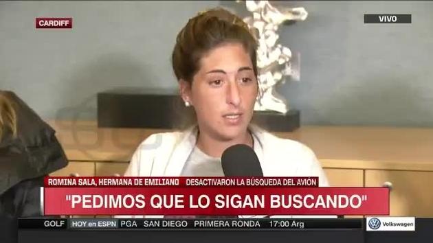 El Desgarrador Ruego De La Hermana De Emiliano Sala Pedimos Que Lo