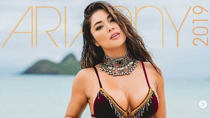 Hot Calendario.Arianny Celeste El Calendario Mas Hot De La Ufc Para 2019