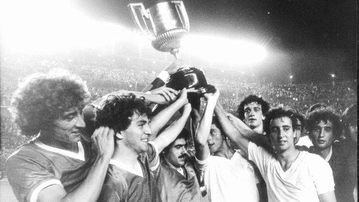Real Madrid 40 Años De La Final De Copa Del Castilla Qué Tontos Fuimos Teníamos Que Haber Dado Más Guerra Al Madrid Marca Com