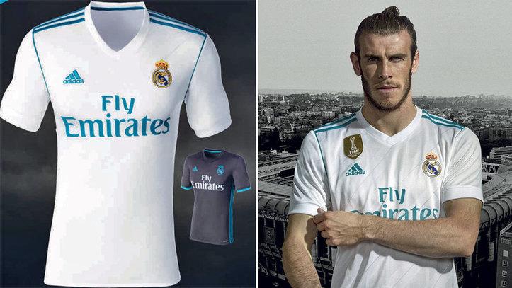 1b6021e84a33a Real Madrid  Así es la nueva camiseta del Real Madrid para la ...