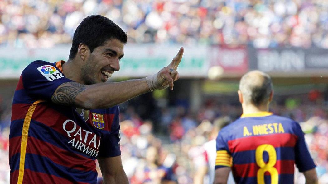 FC Barcelona  Luis Suárez gana el Pichichi y ya es virtual Bota de ... 9e286c6d67c70