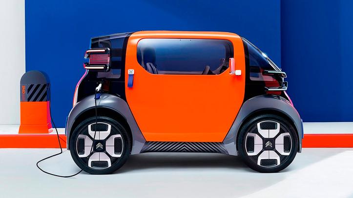 Resultado de imagen de Citroën Ami One Concept,