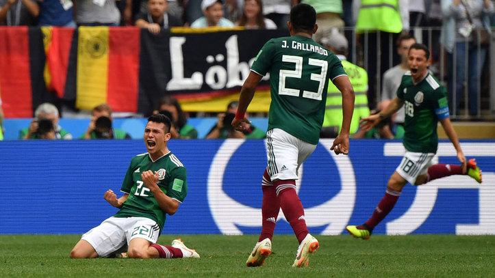 Alemania vs México  resumen 47d0077dc1647