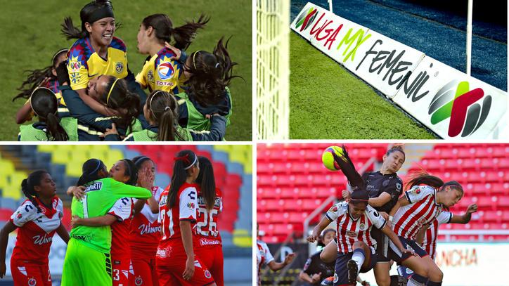 Fútbol Femenil  América y Pumas triunfan  Veracruz en la cima 3ce815bd8d1