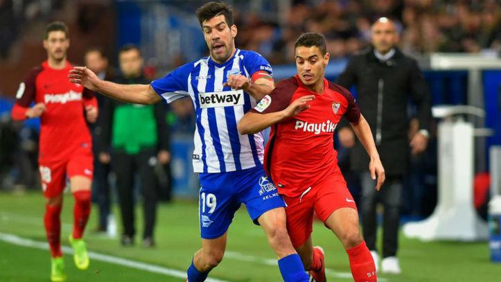 Alaves Vs Sevilla Un Empate Bueno Para El Barca Liga Santander 2018 19