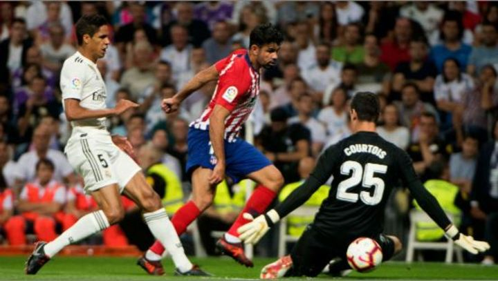 LaLiga (J7)  Resumen del Real Madrid 0-0 Atlético Mediapro e202aa9bda256