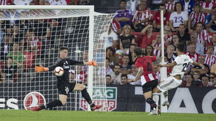 LaLiga (J4)  Resumen y goles del Athletic 1-1 Real Madrid Mediapro 8fd5f9ce52755