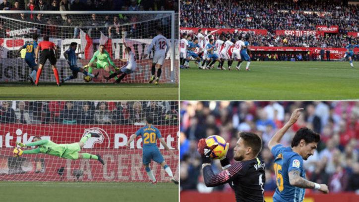 LaLiga (J18)  Resumen y goles del Sevilla 1-1 Atlético de Madrid 1770d874a86f9