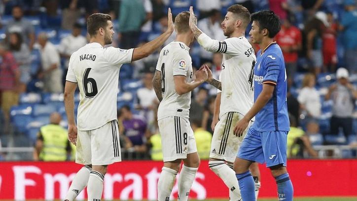 Laliga Santander Why Are The Bernabeu And Camp Nou Stadiums