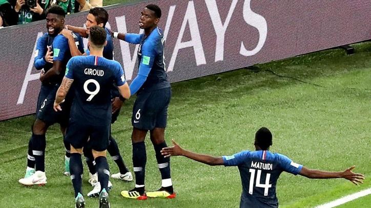 Francia vs Bélgica: Umtiti lleva a Francia a otra final | Marca.com