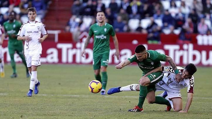 Albacete Balompie Calendario.Laliga 123 J21 Resumen Y Goles Del Albacete 1 1 Sporting