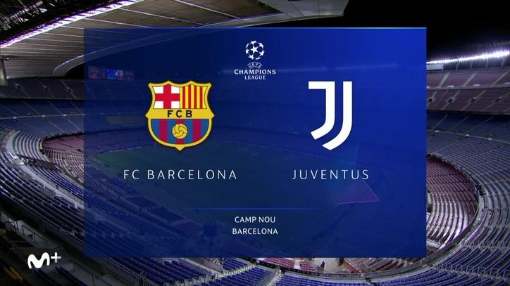 Barcelona - Juventus: Cristiano enciende las alarmas en el Barça -  Champions League
