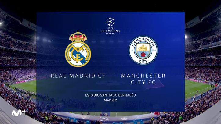Real Madrid Manchester City El Madrid Pierde Su Magia En Champions Champions League