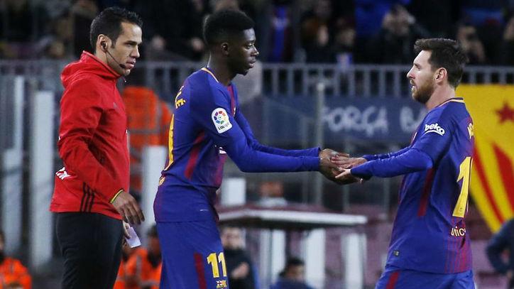 FC Barcelona: 302 partidos más tarde, Messi fue sustituido antes ...