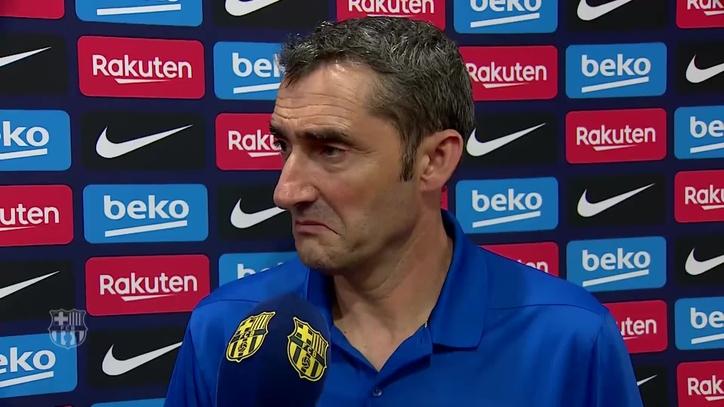 407? Valverde habló sobre De Jong, Griezmann, Dembelé y Riqui Puig - Comunio-Biwenger