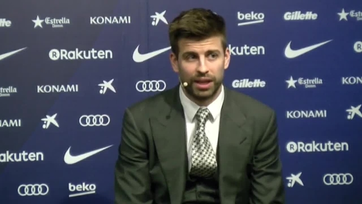 562824bc3 LaLiga - Barcelona: The off-field activities of Gerard Pique | MARCA ...
