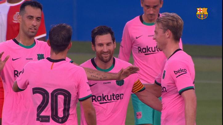 Fc Barcelona Vs Girona Aunque Parezca Que No Koeman Ya Esta Tomando Decisiones Marca Com