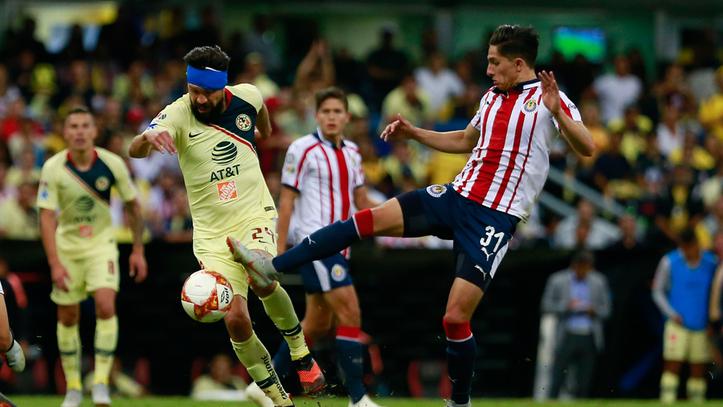 Conoce el calendario completo del Clausura 2019  El Clásico Nacional se  juega el 16 de marzo. Liga MX ... c118168a6fbc2