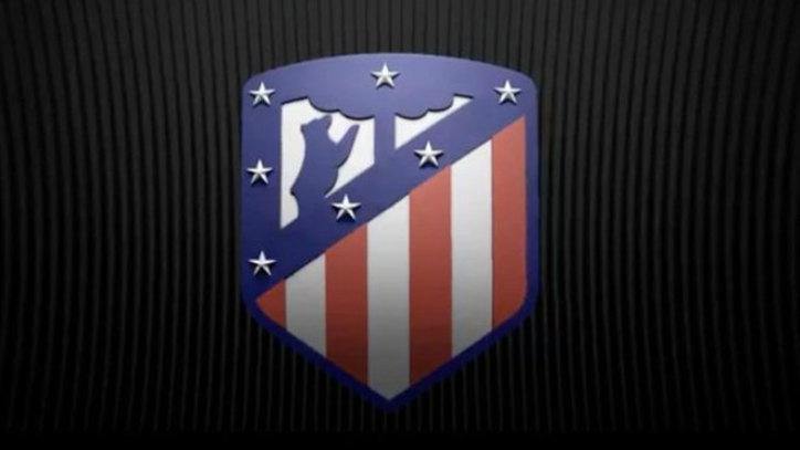 Atlético de Madrid  El diseñador del nuevo escudo