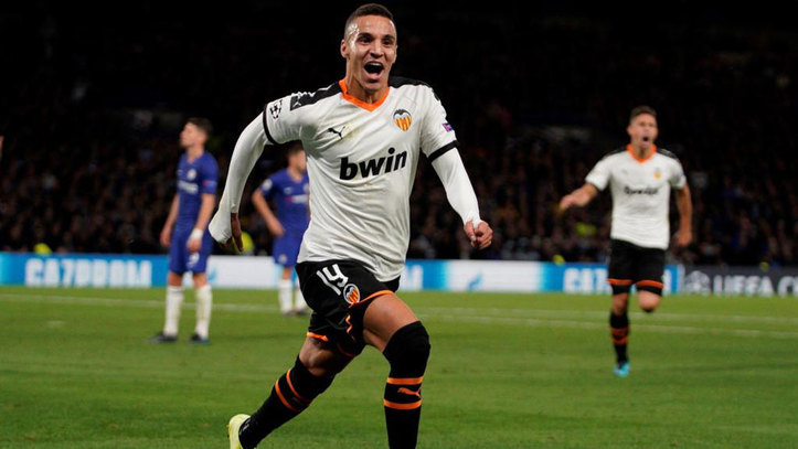 Chelsea - Valencia: Resumen, resultado y goles - Champions League 2019 - 20    Marca.com