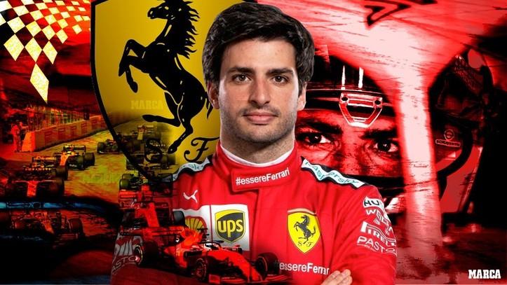 F1 2020: Oficial: Carlos Sainz a Ferrari | Marca.com