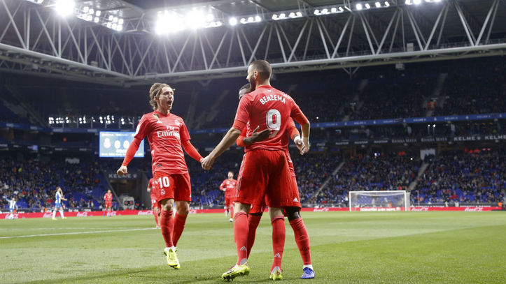 Image result for espanyol 2-4 real madrid