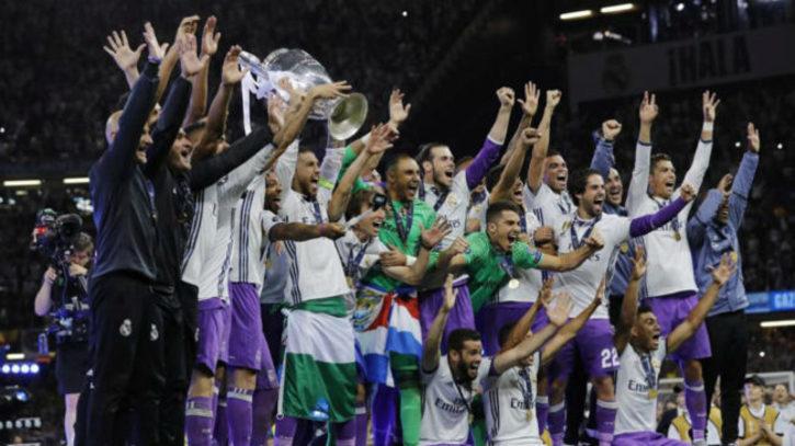 Champions League  ¿Por qué la Juve se llevó 30 millones más que el ... 7f9e796f94a1b