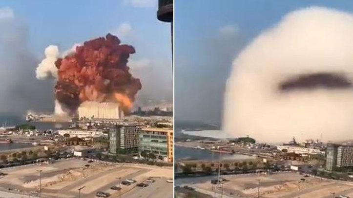 Explosión de Beirut: 2.750 toneladas de nitrato de amonio, base ...
