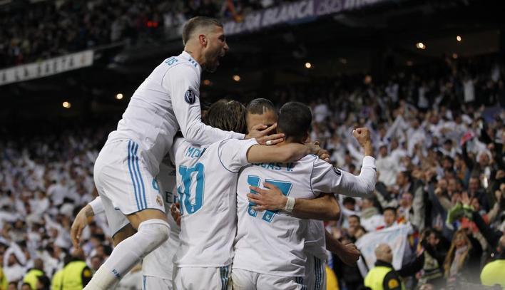 Champions League  Real Madrid y Liverpool jugarán la final de Kiev ... 23b5f75091308