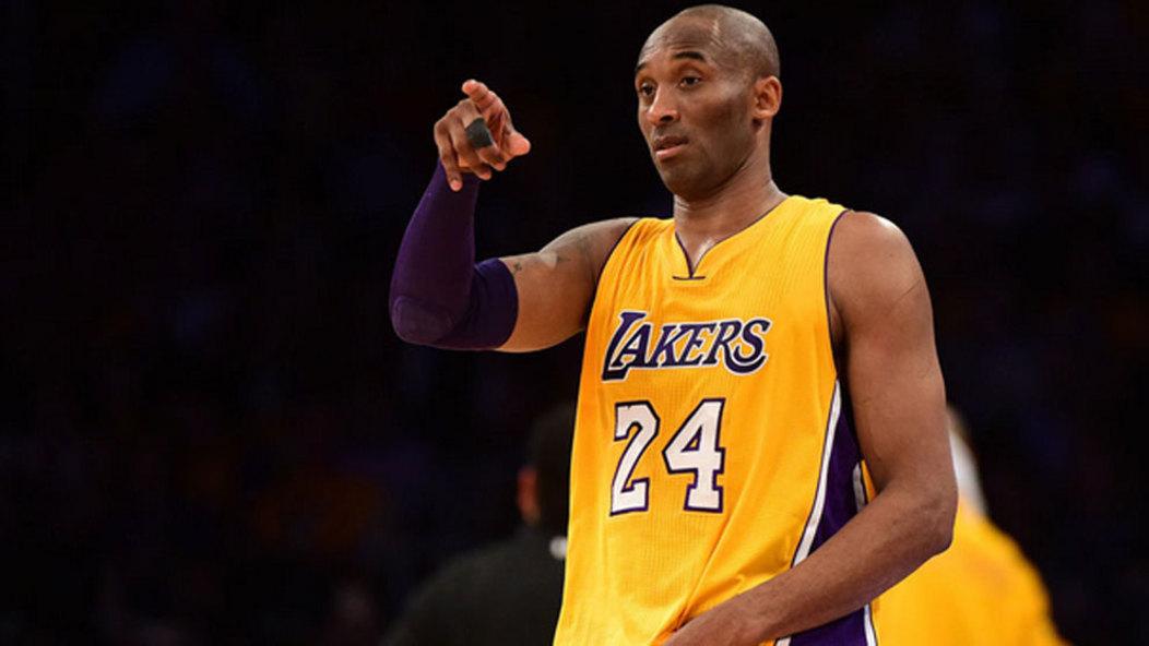 NBA  Kobe Bryant se despide de  su  baloncesto haciendo historia con ... f69240d6edf4a