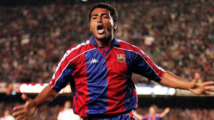 Image result for romario barca