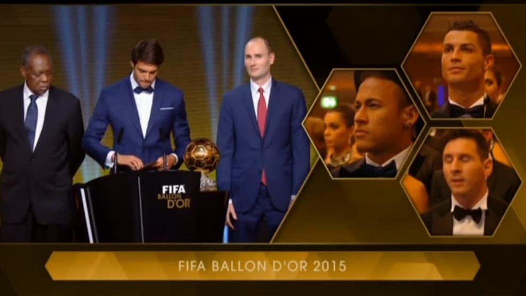 846f1e1505029 Balón de Oro  Messi gana su quinto Balón de Oro