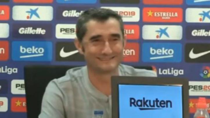 407? Valverde habló sobre Messi, Dembelé, Busquets, Vidal y Arthur - Comunio-Biwenger