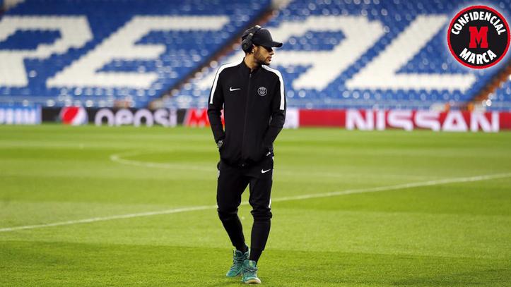 Neymar condiciona la política de fichajes del Real Madrid ... 7606f4816b42d