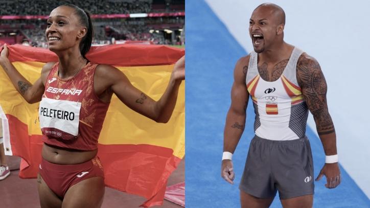 Atletismo | Juegos Olímpicos: Zapata y Peleteiro y una conversación en  directo que ya es historia del deporte español | Marca