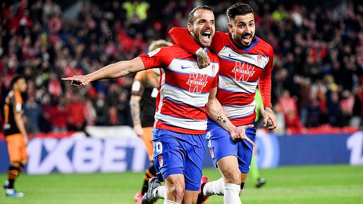 Copa del Rey | Granada - Valencia: Soldado desata la locura en ...