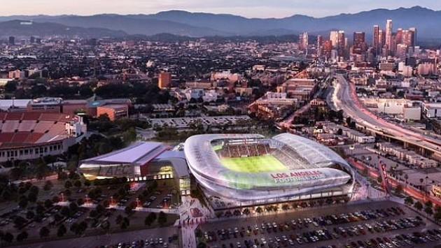 Video thumbnail for Así será el nuevo estadio de Los Angeles FC 615c9814d0b51