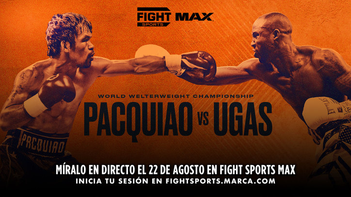 Pacquiao vs Ugas: Yordenis Ugas: Pacquiao is the most important fight of my  life | Marca