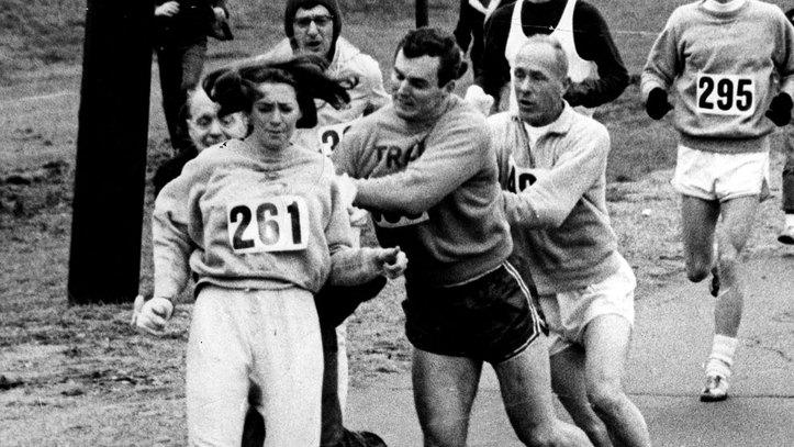 primeras mujeres deportistas de la historia