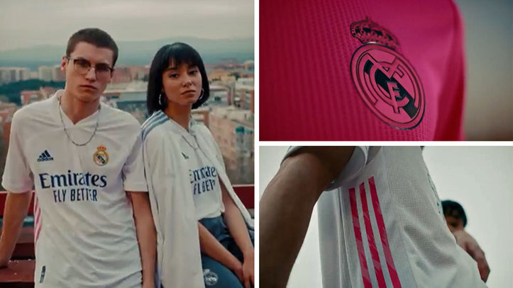 Flor de la ciudad Entretenimiento Para aumentar  Real Madrid: Real Madrid reveal their home and away kits for 2020/21 season  | MARCA in English