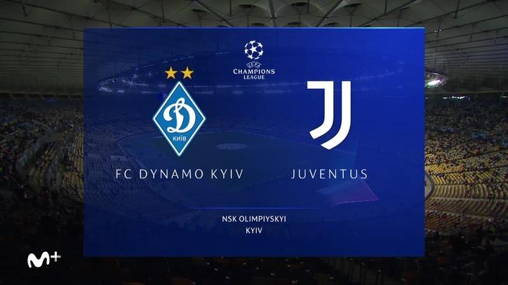 Champions League Un Doblete De Morata Da La Victoria A La Juventus En Su Debut Sin Cristiano En Kiev Champions League