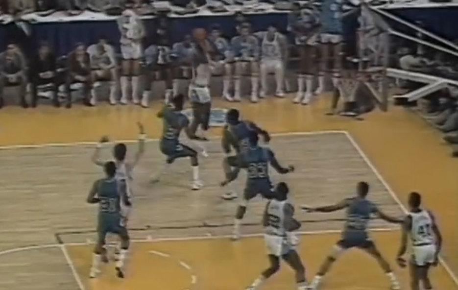 NBA  El día que nació la leyenda de Michael Jordan  3674d645ae8fb