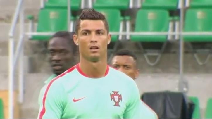 Euro 2016  Cristiano Ronaldo  Seven big moments in his Portugal ... 5bbc28bd906d0