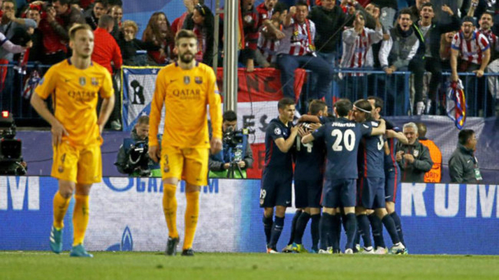 Barça fuera de casa