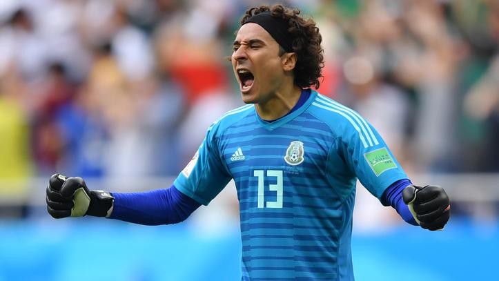 Guillermo Ochoa cumple 33 años convertido en una figura mundial. Selección  MexicanaEl ... 76a6832101543