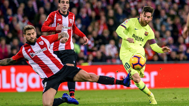 8cd204c4fd7f4 Athletic vs Barcelona Ter Stegen echa una mano al Barcelona - Liga ...