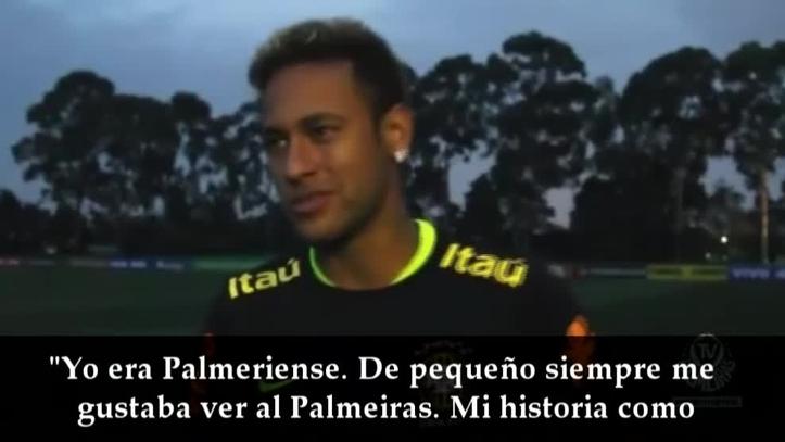 Neymar Confiesa Quiénes Eran Sus Cuatro ídolos De Pequeño