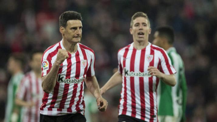 El Athletic tenía que responder y lo hizo. El Villarreal y la Real Sociedad  le estaban esperando. Los de Valverde no aflojan 94beda654ff83